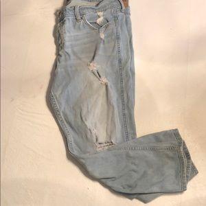 ❤️ 3/60 Hollister Vintage Boyfriend Jeans